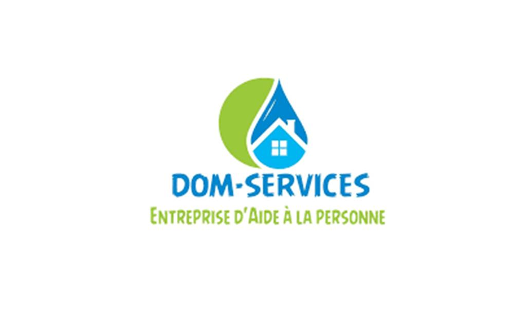 Le logo de Dom-Services