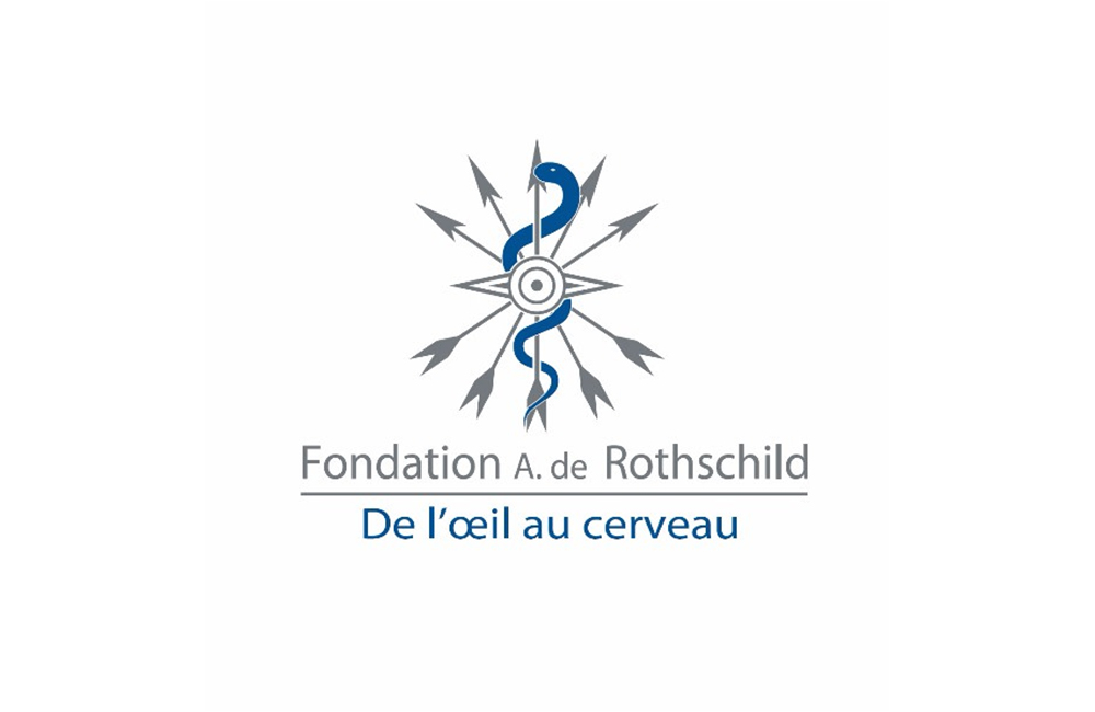Le logo de la fondation A. de Rothschild