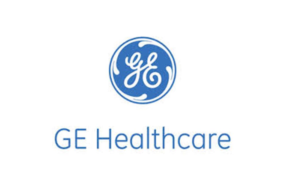 Le logo de GE Healthcare