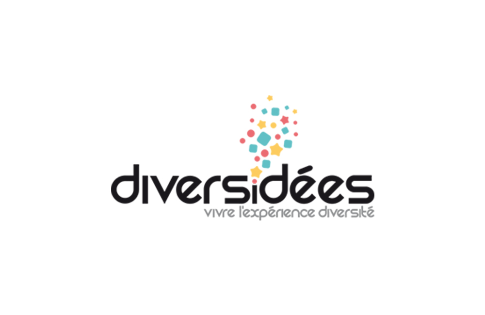 Le logo de Diversidées
